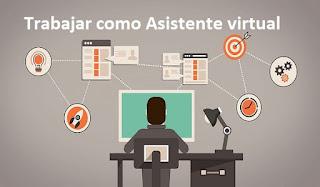 Trabajar como Asistente virtual