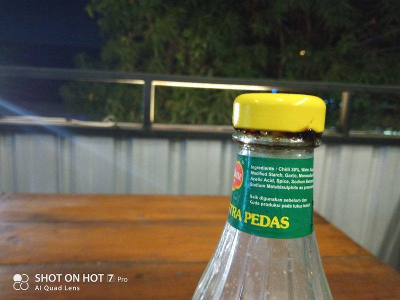 Hasil Foto Kamera Infinix Hot 7 Pro X625