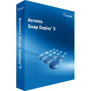 Download Acronis Snap Deploy v5.0.1924 Full version