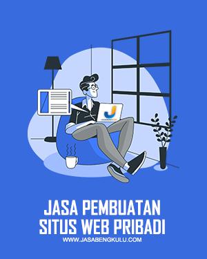 jasa bikin situs blog pribadi di bengkulu