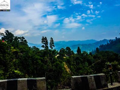 kurseong mountains
