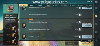 PUBG Mobile Season 18 Week 3 Challenging Mission Tips 20201