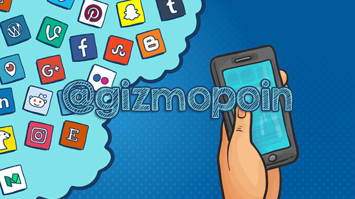 Like, Follow, and Subscribe: @gizmopoin