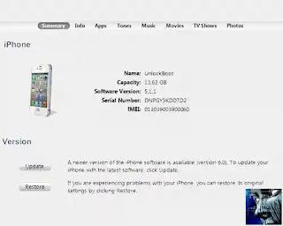iCloud iPhone Terkuci