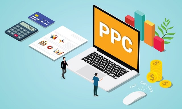 what is ppc advertising pay-per-click google ads sem marketing smm