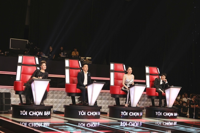 The Voice 2018 tập 3
