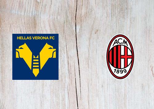 Hellas Verona vs Milan -Highlights 07 March 2021