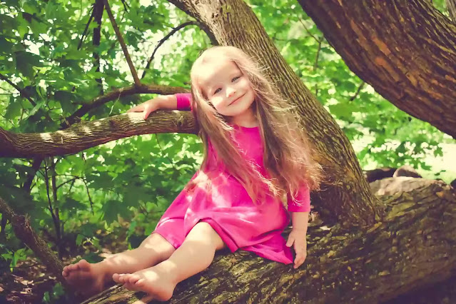 baby cute girl pic wallpaper