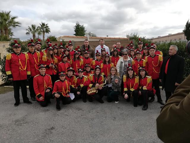 """Συναυλία των φιλαρμονικών ΔΟΠΠΑΤ Ναυπλίου και """"ΚΑΠΟΔΙΣΤΡΙΑΣ"""" στην Κέρκυρα"""