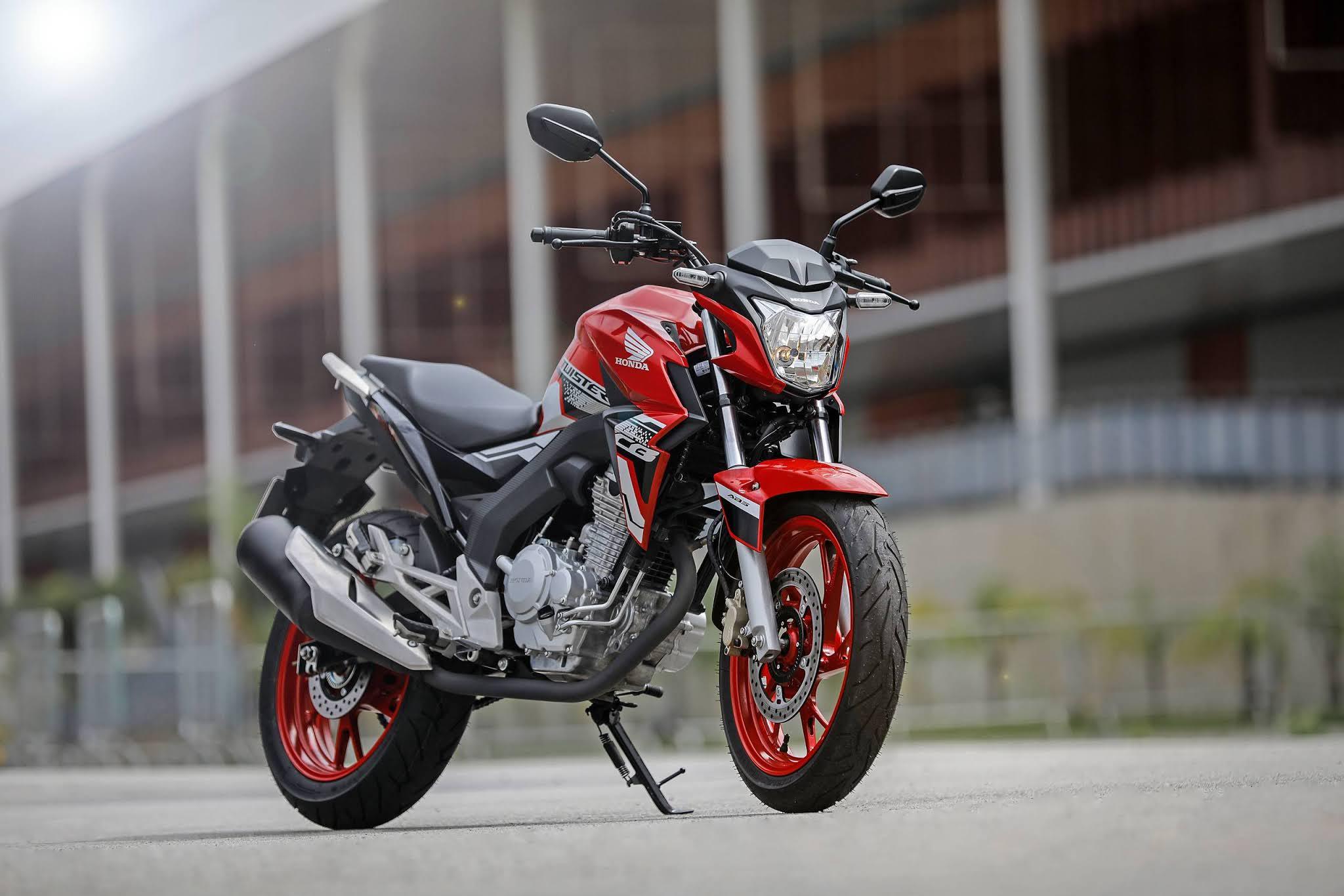 O ranking das 159 motos mais vendidas do Brasil em março de 2021