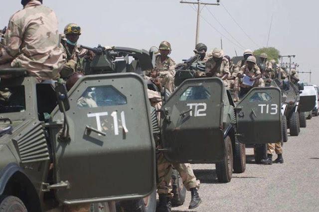 boko haram kills 20 soldiers borno state
