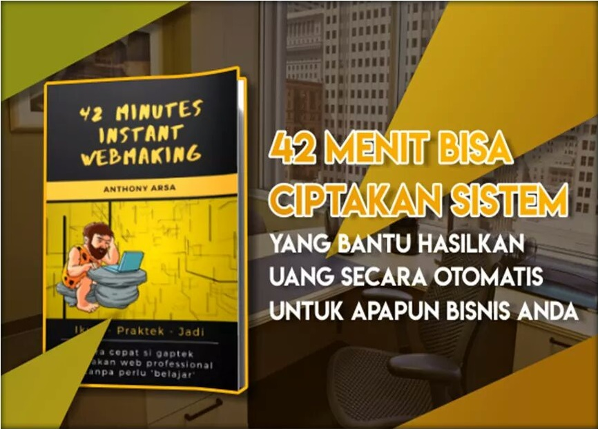42 Minutes Instant Webmaking