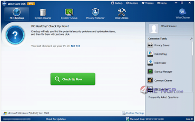 Wise Care 365 PRO 4.24 Build 410 Full