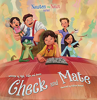 Check and Mate (Adventures of Newton the Newt Book 2) by Ayla Mammadova - book promotion companies