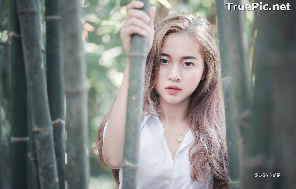 Image Thailand Model - นิภาภรณ์ เลิศนิติวัฒนา - Student Uniform - TruePic.net - Picture-4