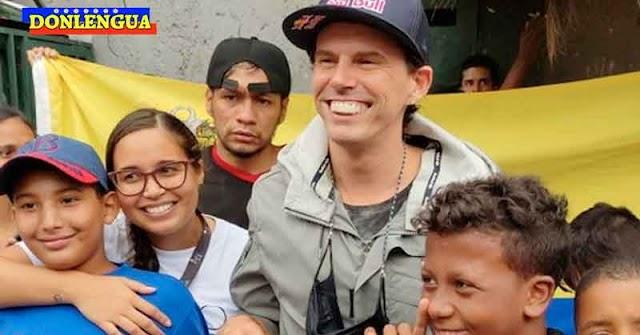 PONTE A VER VTV   A Daniel Dhers le molesta ver noticias negativas de Venezuela