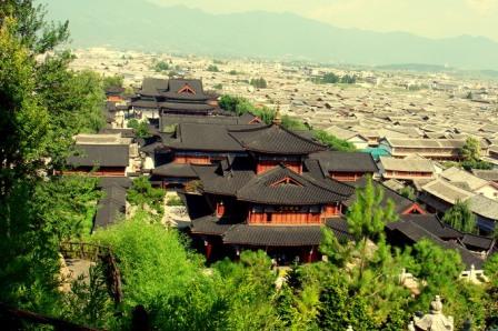Lijiang, Tiongkok