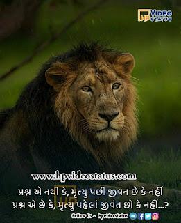 Gujarati Status - Gujarati Whatsapp Status - Gujarati Shayari
