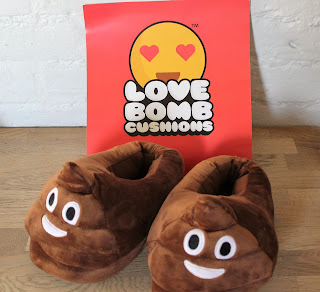 Christmas gift ideas, gift ideas, gifts for men, christms men, xmas presents, xmas gifts for men, xmas, poo emoji, love bomb, love bomb cushions, slippers, poo slippers, poo emoji slippers, emoji gifts, teen gifts,