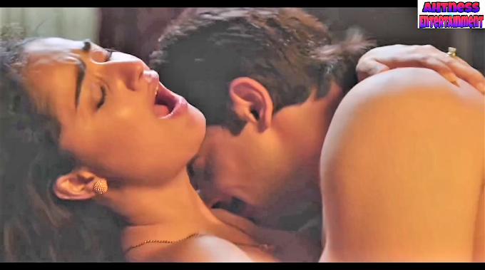 Tridha Chaudhary, Hrishitaa Bhatt sexy scene  - The Chargesheet (2020) HD 720p