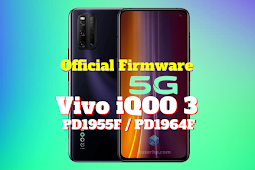Firmware Vivo iQOO 3 (PD1955F)