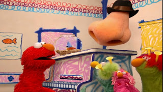 Elmo's World Noses Song