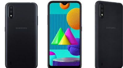 أعلنت شركة سامسونج عن هاتفها الذكي الجديد Galaxy M01 ، بالتزامن مع إطلاق Galaxy M11 في السوق الهندية.    أعلنت شركة Samsung عن هاتف Galaxy M11 في نهاية مارس الماضي ، مع شاشة مقاس 6.4 بوصة بدقة 1560 × 720 بكسل ، وثلاث كاميرات خلفية بدقة 13 ميجابكسل ، و 5 ميجابكسل ، و 2 ميجابكسل ، والكاميرا الأمامية التي تأتي داخل الشاشة 8 ميجا بكسل.    يحتوي الهاتف على معالج Snapdragon 450 و 3 غيغابايت أو 4 غيغابايت من ذاكرة الوصول العشوائي و 32 غيغابايت من الذاكرة الداخلية و 64 غيغابايت مع إمكانية التوسع حتى 512 غيغابايت. يحتوي Galaxy M11 أيضًا على بطارية عالية السعة نسبيًا تبلغ 5000 مللي أمبير في الساعة ، مع دعم لـ 15 واط من الشحن.    أما بالنسبة لهاتف (Galaxy M01) الجديد ، فهو يوفر شاشة بقياس 5.7 إنش وبدقة + HD ، ولكن الكاميرا الأمامية مقطوعة وليست داخل الشاشة ، وتأتي بدقة 5 ميجابكسل ، في حين أن الكاميرات الخلفية هي اثنان ، واحدة بدقة 13 ميجابكسل ، والثانية بدقة 2 ميجابكسل.    يوفر الهاتف 3 جيجا بايت رام و 32 جيجا بايت تخزين داخلي. يحتوي على معالج Snapdragon 439 ، بالإضافة إلى بطارية 4000 mAh.    قالت شركة Samsung: هاتفي (Galaxy M11) و (Galaxy M01) سيكونان متاحين في الهند ابتداءً من اليوم الثلاثاء ، بسعر يعادل 145 دولارًا للخيار 3 جيجابايت / 32 جيجابايت للهاتف (Galaxy M11) ، وفي سعر يعادل 170 دولارًا أمريكيًا لخيار 4 جيجابايت / 64 جيجابايت للهاتف ، بينما سيكون (Galaxy M01) متاحًا بسعر يعادل 120 دولارًا أمريكيًا.