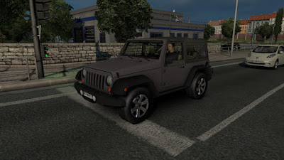 AI Traffic Cars from ATS v1.6 - 1.36.x