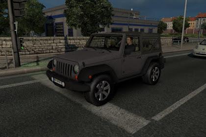 AI Traffic Cars from ATS v1.6 - 1.36.x