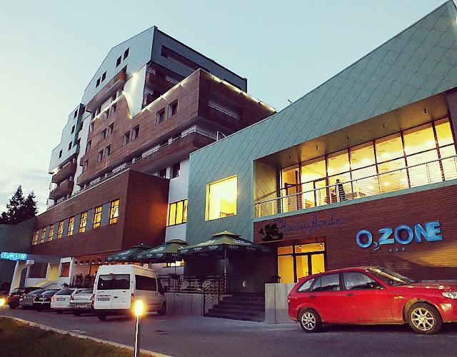 hotel ozone baile tusnad noaptea