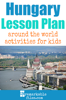 Building the perfect Hungary lesson plan for your students? Are you doing an around-the-world unit in your K-12 social studies classroom? Try these free and fun Hungarian activities, crafts, books, and free printables for teachers and educators! #hungary #lessonplan