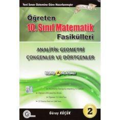 Gür 10.Sınıf Matematik Analitik Geometri Konu Anlatımlı 2