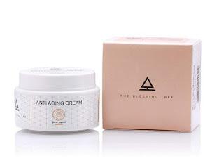 The Blessing Tree Anti Aging Night Cream