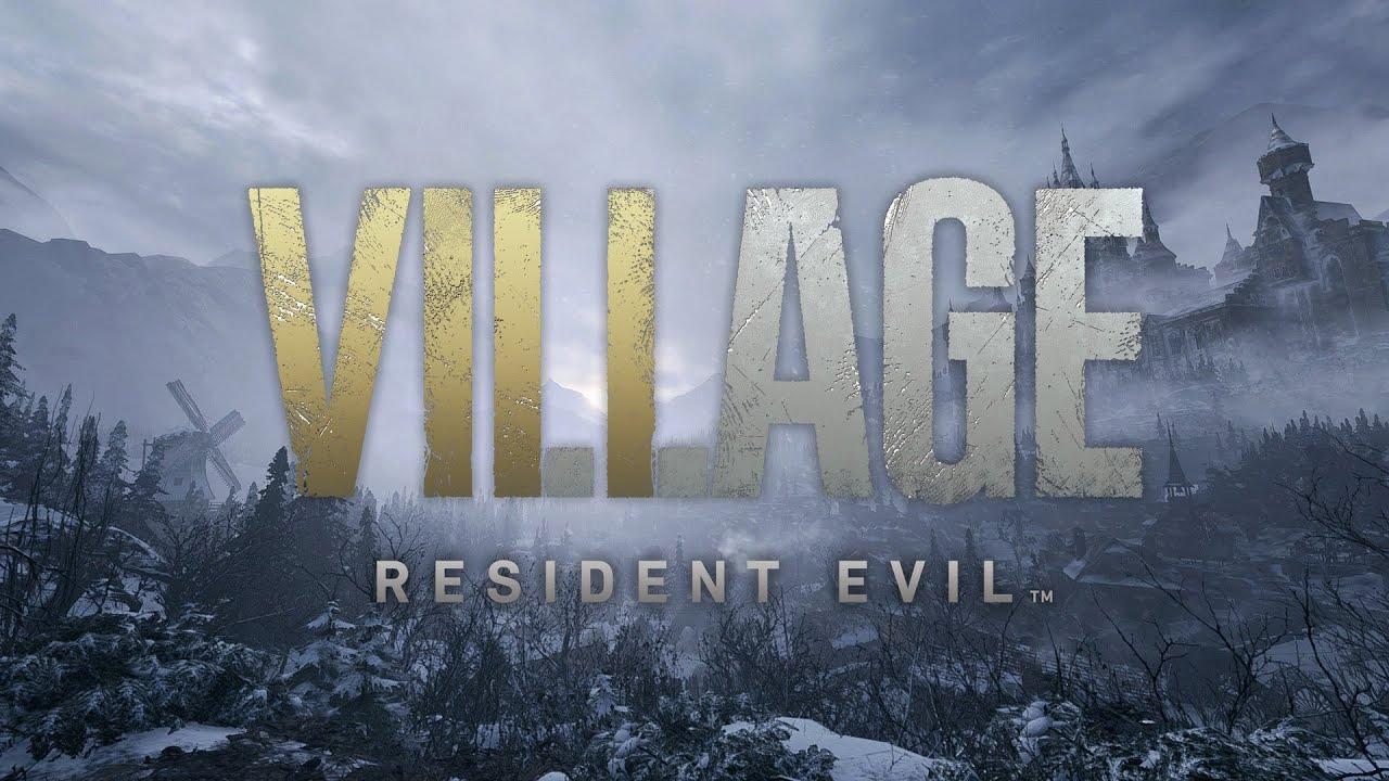 Resident Evil Village release date announced