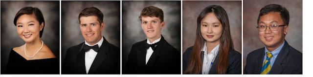 5 Montgomery Catholic Preparatory School Students Named AP Scholars 1