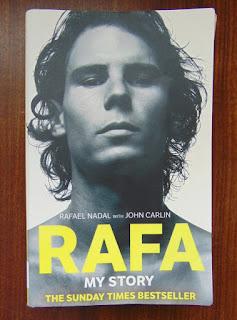 """Rafa""by Rafael Nadal"