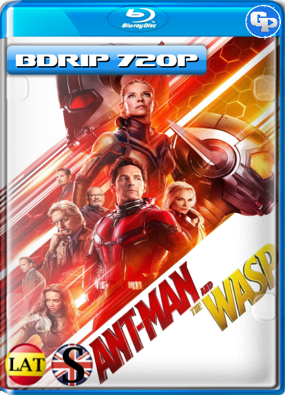 Ant-Man y la Avispa (2018) BDRIP 720P LATINO/INGLES