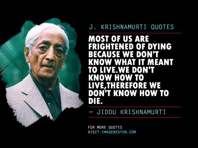 Jiddu-Krishnamurti-Quotes-on-Death