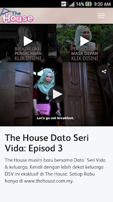 the house dato vida