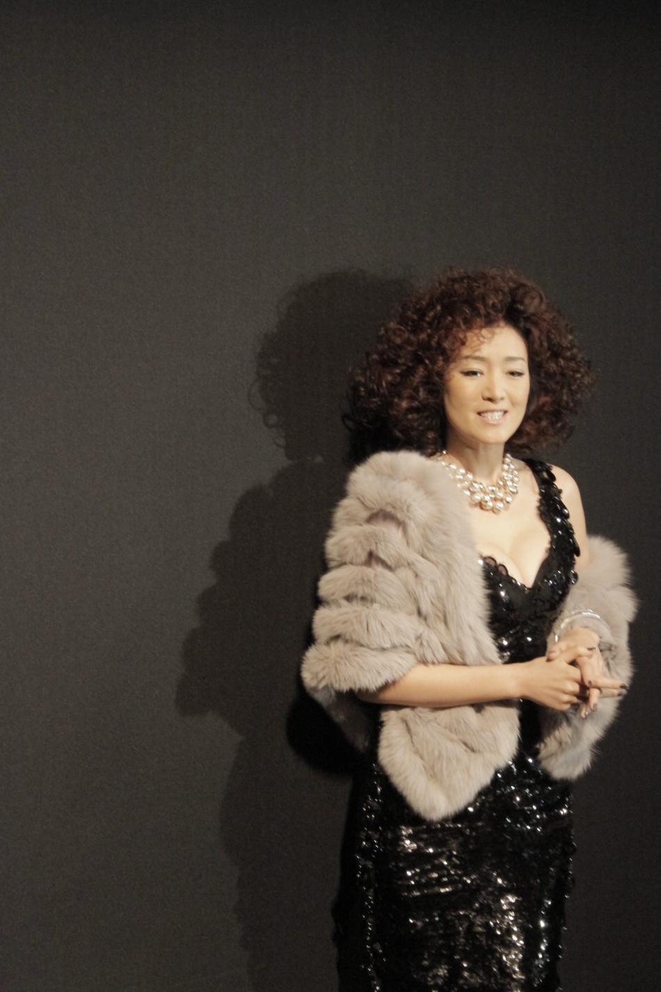 Chinese Beauty Chinese Sexy Actress Gong Li Gongli-8557