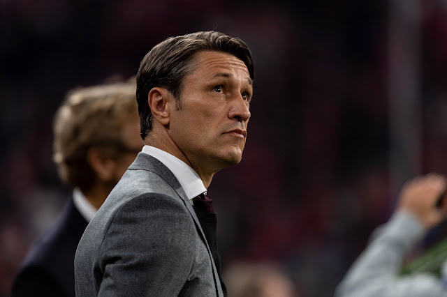 Bayern Munich part ways with Niko Kovac