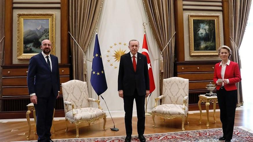 Γαλλία: Η Τουρκία έστησε παγίδα στη Φον ντερ Λάιεν