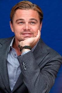 Leonardo DiCaprio world's most handsome actors