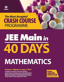 40 Days Crash Course for JEE Main 2021 Mathematics[PDF]