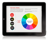Cara memasang Tool Color Wheel di Blog