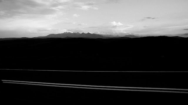 Tatry. Krajobraz. Koncepcyjna fotografia krajobrazu. fot. Łukasz Cyrus
