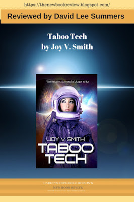 David Lee Summers Shares His Sci-Fi Review with The New Book Review