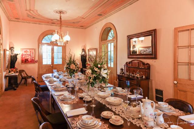 Formal Dining Room, San Francisco Plantation