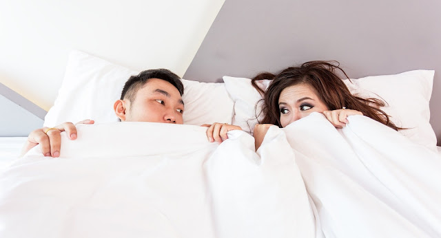 Your relationship depends on a good night's sleep
