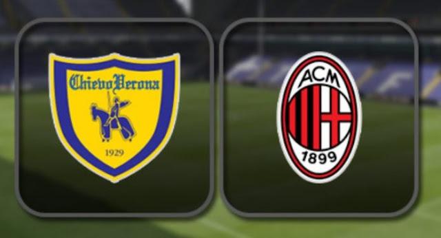 Prediksi Skor Chievo vs AC Milan